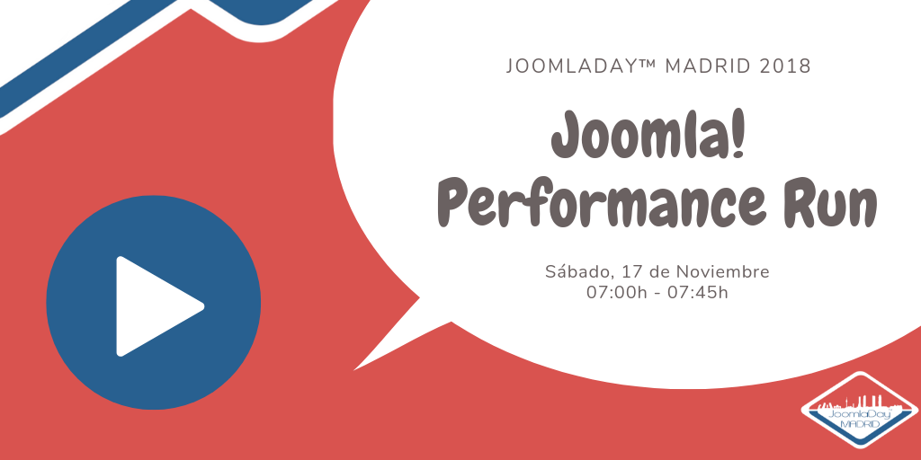 Joomla Performance Run