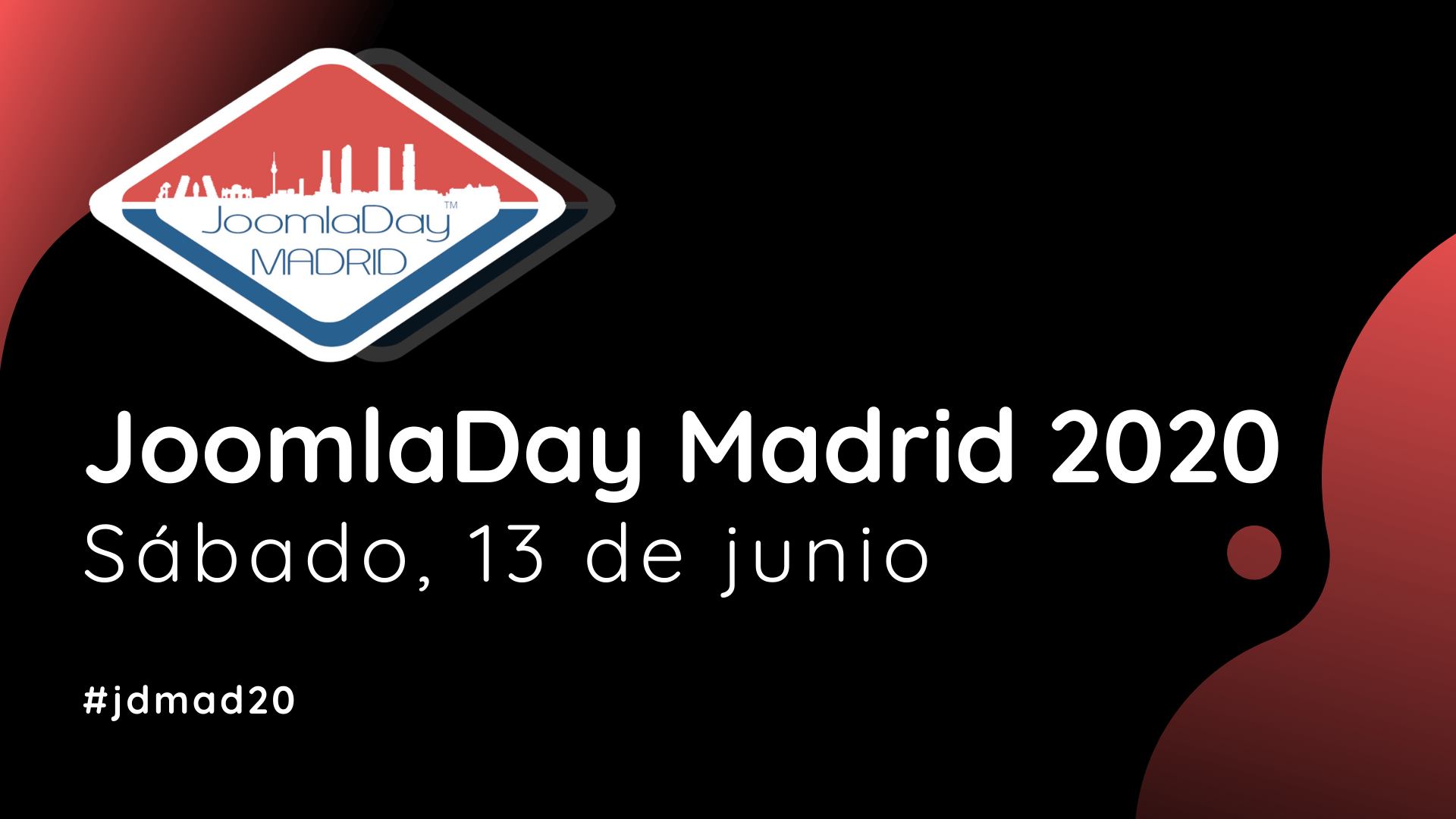 JoomlaDay Madrid 2020